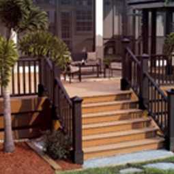 Outdoor Patio Railings